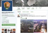 トランプ大統領就任式の「記録的動員数」の閑古鳥っぷりをRTした国立公園局が全職員ツイート禁止に