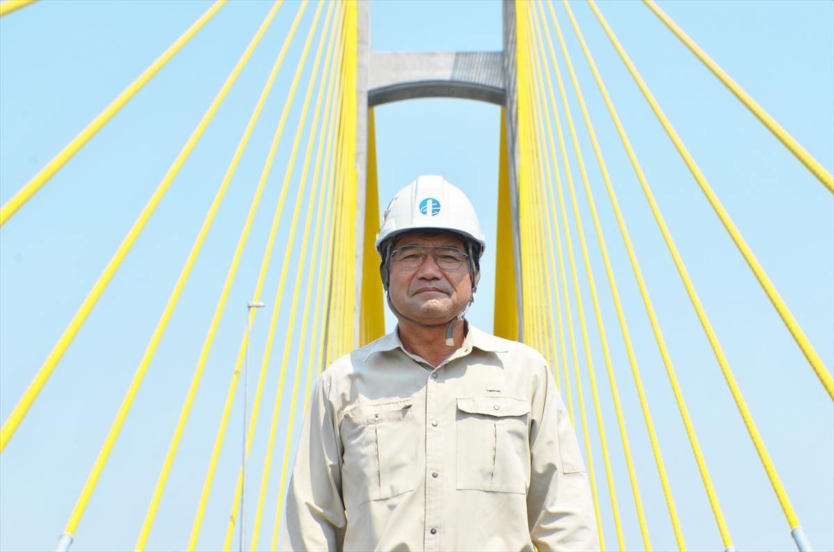 【カンボジア】全長2215メートルの「つばさ橋」まもなく開通―JICAカンボジア事務所