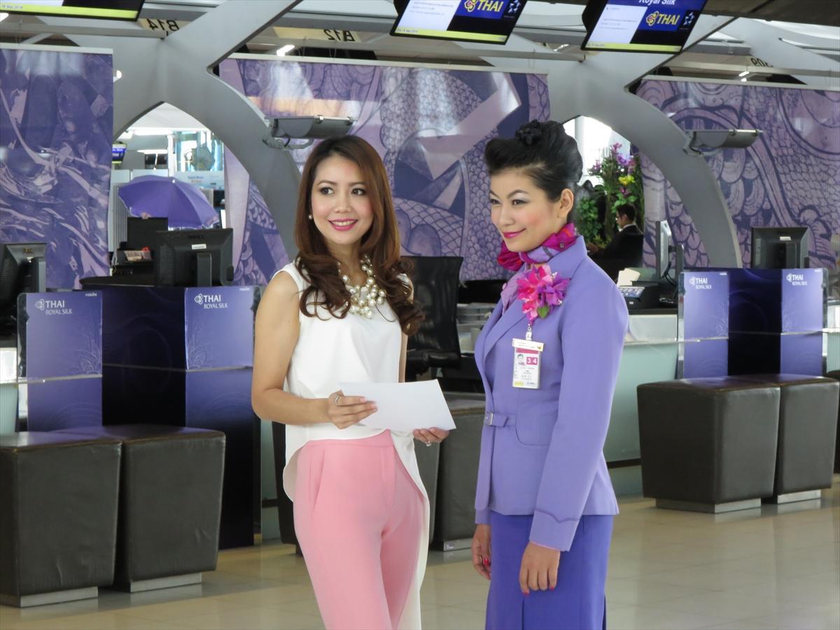 【TGタイ国際航空】サイアム・パラゴンなどで特典プレゼントキャンペーン
