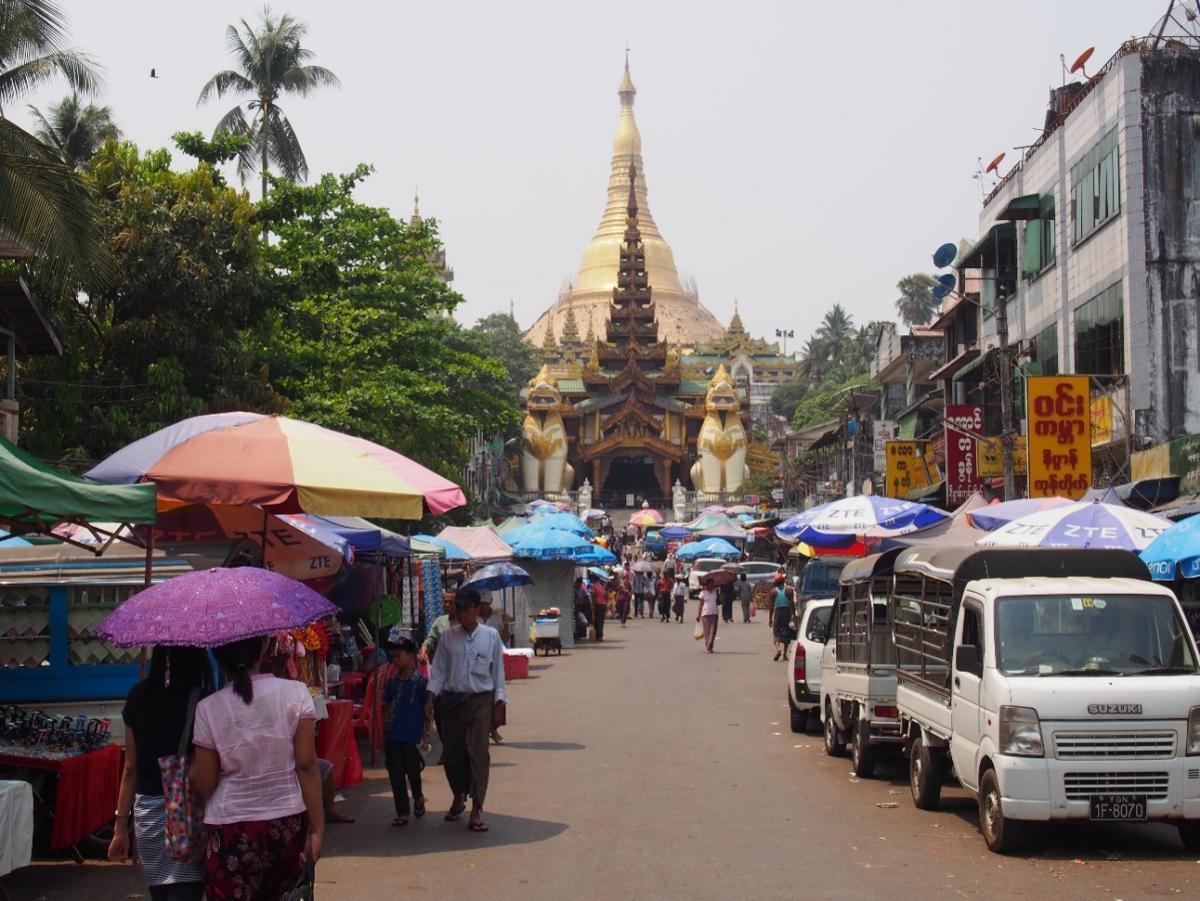 ミャンマーの観光客増加率が東南アジアで第1位に