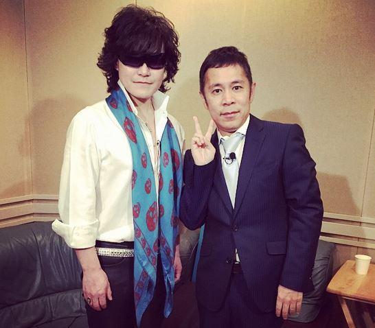 岡村隆史とtoshi