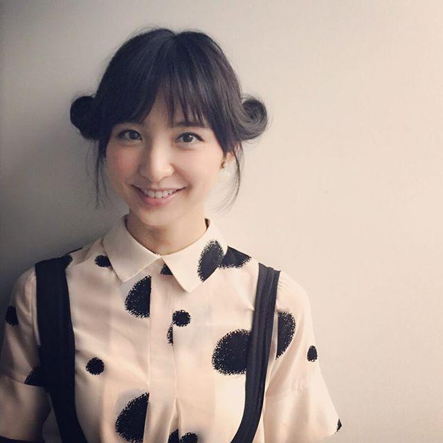 篠田麻里子 キュートな髪型