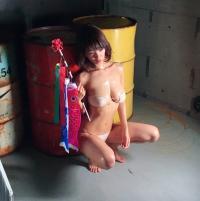 「こいほー」Iカップのカープ女子グラドル・菜乃花が勝利のグラビア4連発!たわわなバストにファン歓喜