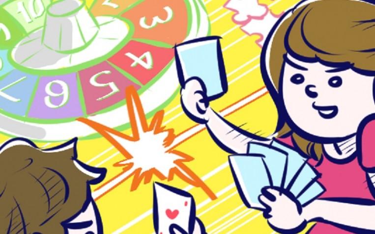 アナログな遊びで「お家デート」を盛り上げよう!