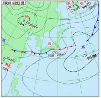 熱帯低気圧「台風にならず…」日本付近は全国的に梅雨空続く