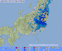 深夜の茨城県 M5.4の地震は「東日本大震災の余震」気象庁が見解