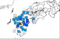 2047回目の余震が「最大震度5弱」…熊本でM5.2