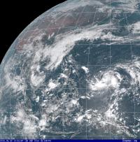 18号「非常に強い」台風となって来週明けに沖縄に接近