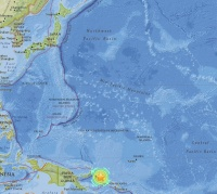 パプアニューギニアでM8.4の地震 周辺沿岸には津波警報