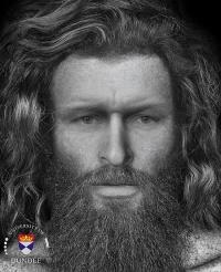 1400年前に殺された男の頭蓋骨 復元したら超イケメン 痴情のもつれ?