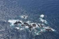 東京・青ヶ島沖の明神礁で海底火山が噴火のおそれ 海上保安庁