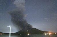 桜島 8カ月ぶりの噴火 火砕流1100m「再び活動活発化か」