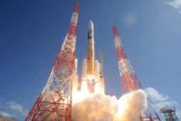 三菱重工 ドバイからロケット打ち上げを受注 海外から3件目