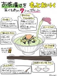 冬こそ最高!体の芯から温まる『お茶漬け』をもっとおいしく食べるための7つのポイントとは?