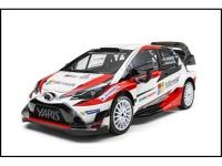 トヨタ復帰で注目の「WRC世界ラリー選手権2017」を全戦放送!