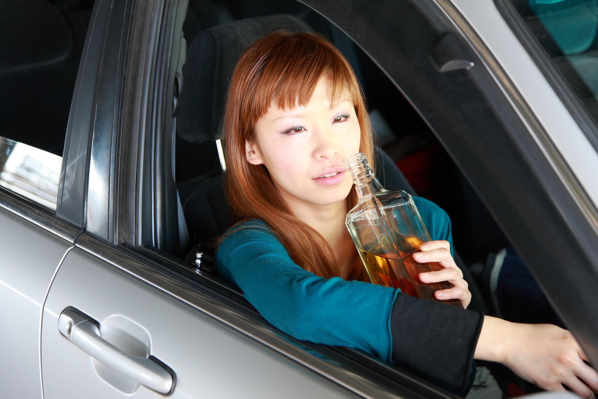 「アルコール1%」の飲料を飲んで運転・・・酔ってなくても違法になる?