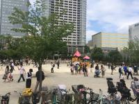 錦糸公園、鶴舞公園など『ポケモンGO』人気スポットにトレーナー殺到