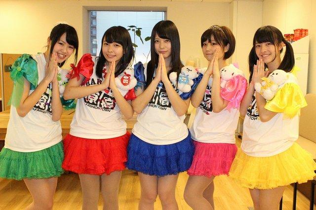 アプリ『アイパラ!』にアイドルグループ・神宿の楽曲が登場!神宿メンバーと実際に対戦してみた