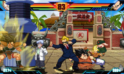3DS『ドラゴンボールZ 超究極武闘伝』総勢100人以上のドットキャラが、1対1からチーム戦まで激しく激突