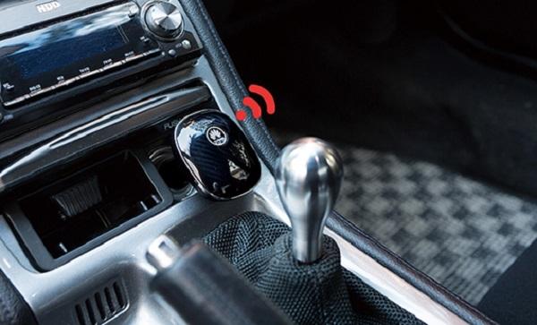 車内がWi-Fiスポットに!日本初車載用Wi-Fiルーター『Car Wi-Fi』3/26発売