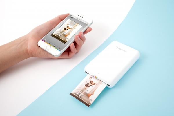 Zip Polaroid Instant Mobile Printer : スマホからプリンター印刷 : 印刷