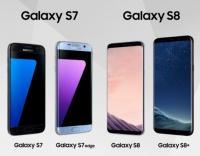 Galaxy S7 edgeとスペックを比較 「Galaxy S8/S8+」はココが進化した