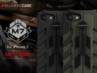 FOX、装甲車のような重量感&デザインのiPhone 7向け耐衝撃ケース「M7」発売