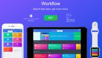 AppleがWorkflowを買収し、アプリを700円→無料に