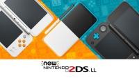 Newニンテンドー2DS LL、7月13日発売 3D機能以外New 3DS LLとほぼ同等、筐体も折りたたみ式