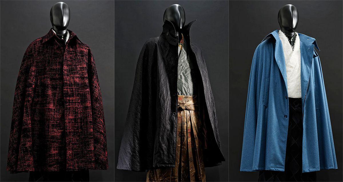 今回もスゴい、男着物ブランド「和次元 滴や」の羽織もの新作発表 , エキサイトニュース(1/2)
