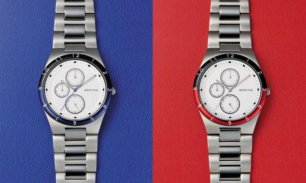 時計ブランド「BERING」から北欧デザインの「arctic circle」登場