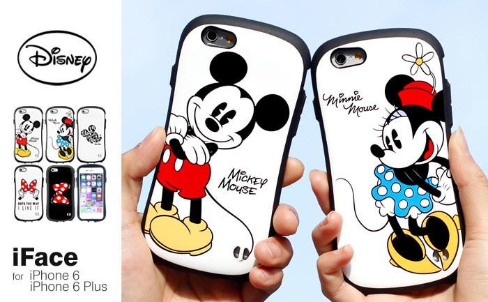 iPhone 6/6 Plus専用「ディズニーキャラクター iface First Classケース」ハミィが発売