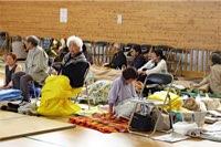 「余震で眠れず」「帰りたい」=避難所不安の一夜―観光被害落胆も・鳥取地震