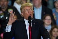 「偉大な米国への戦い」訴え=就任100日で演説―トランプ大統領