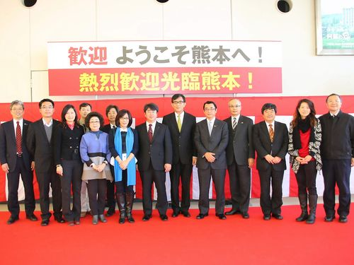 訪日の高雄市副市長、「ランタンフェスで旧正月ムードを楽しんで」/台湾