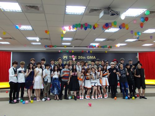 台湾の人気アーティストが大学などでイベント開催へ=金曲奨関連活動