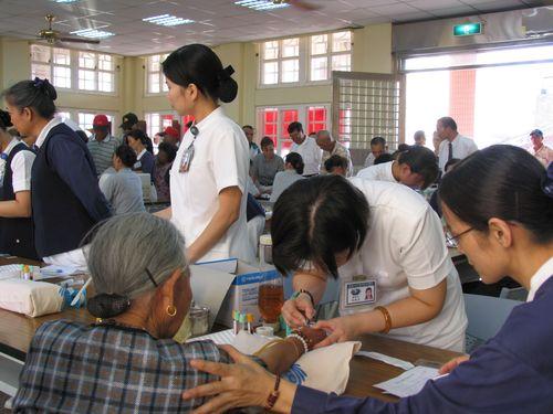 長崎市、台湾で被爆者への健康相談を初実施 支援事業の一環で