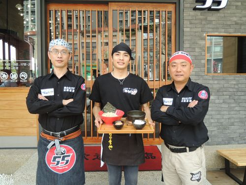 名古屋発のつけ麺店「フジヤマ55」、台湾1号店が台中にオープン