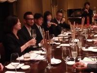 中田英寿さん、台湾のオピニオンリーダーに日本酒の魅力紹介
