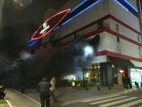 大型シネコンで火事…台湾映画プレミア上映中  女優が避難態度に苦言