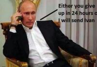 プーチン大統領の最終兵器が怖すぎてガクブル