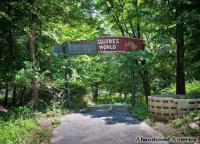 廃墟化した動物園に隠された悲しい末路。アメリカ「キャッツキル・ゲームファーム」