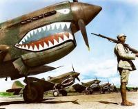 第二次世界大戦当時のヴィンテージ写真をカラー化したら当時の様子が鮮明に浮かび上がった。