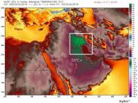世界が暑い。クウェートで54.0℃を記録。暑すぎてガソリン給油キャップを開けたら爆発