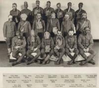 個人所有で今まで公開されていなかった、第一次世界大戦中の珍しいヴィンテージ写真