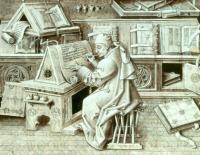 すべては書を守るため。恐ろしき呪いの術を利用した中世流書物の守り方