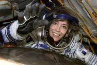 エイリアンの存在を示唆しているのか?自殺未遂を図った際にフランスの女性宇宙飛行士が口走った「地球は警告されるべきよ!」