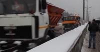 ロシアの除雪車が連なりすぎていた件