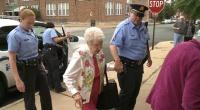 夢は「死ぬまでに一度逮捕されること」。夢見る102歳のおばあちゃん、念願かなって無事逮捕。