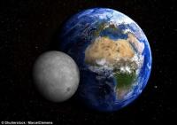 月はやがて地球との衝突コースに乗る。その日、母なる惑星はマグマの球と化す。ただしこの結末は650億年後。